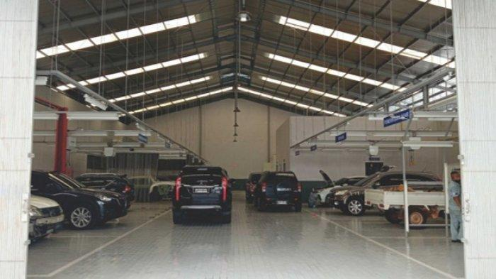 Jagorawi Motor Layanan Sevis Bengkel Body Repair and Paint, Siap Antar Jemput Kendaraan