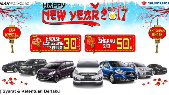 PT Jagorawi Motor Hadirkan Promo Happy New Year 2017