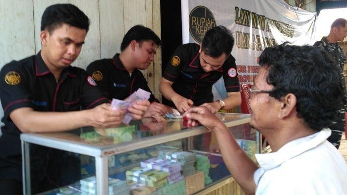 Cara Penukaran Uang Rusak di Bank Indonesia, Lihat Syaratnya