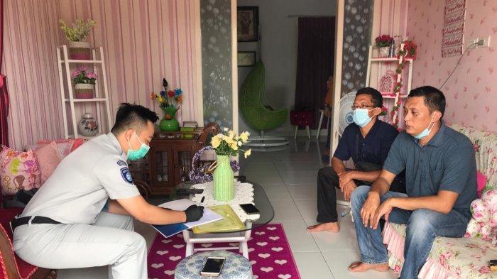 Jasa Raharja Cabang Babel Gerak Cepat Lakukan Pendataan Keluarga Penumpang Sriwijaya Air SJ 182