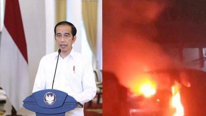 Kronologis Kerabat Jokowi Ditemukan Tewas Terikat dan Hangus dalam Mobil di Sukoharjo