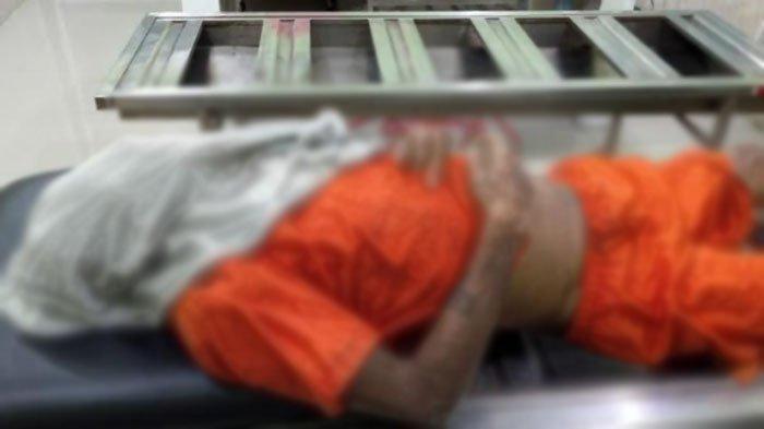 Foto-foto Pembunuh Bocah Rangga dan Pemerkosa Ibu Muda yang Tewas di Sel Tahanan Mapolres Langsa