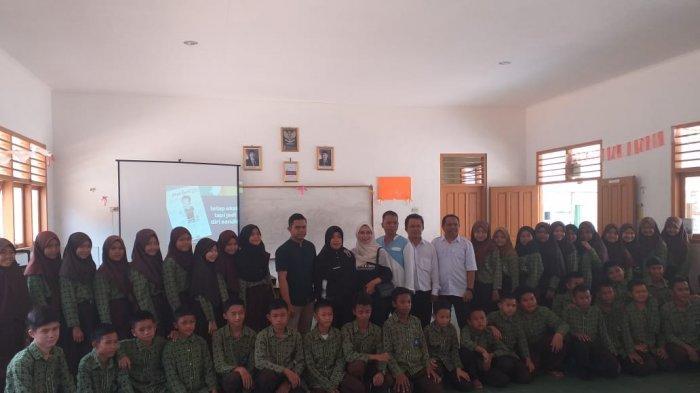 Dinas Kominfo Bangka Belitung Bersama Relawan TIK  Kembali Lakukan Literasi Digital Kalangan Remaja