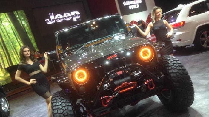 Beginilah Penampilan Sangar Jeep Cliffhanger Edition Bagi Pecinta Off-Road