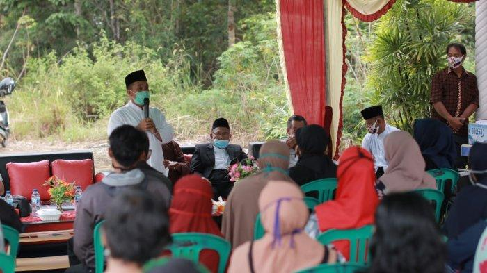 Jelang Pilkada, H Badri Syamsu Imbau Masyarakat Tak Golput