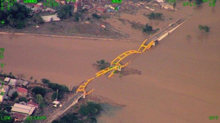 Desa di Kota Palu Ini Diterjang Tsunami Setinggi 11,3 Meter