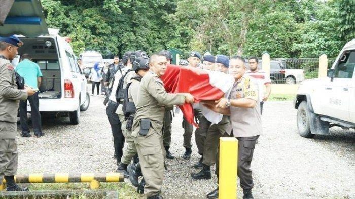 Anggota Brimob di Papua Sempat Masukkan Ular Derik ke Botol Sebelum Akhirnya Tewas Digigit