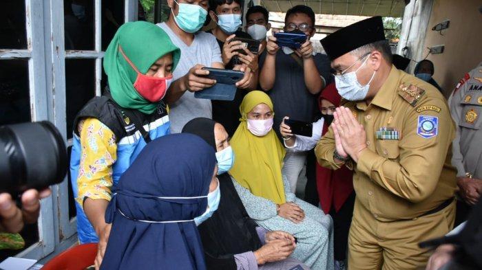 Gubernur Bangka Belitung Sampaikan Ucapan Duka Cita Meninggalnya Rosi dan Rizky Korban Sriwijaya Air