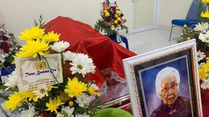 Seperti Janjian, Dua Wanita Tertua di Makassar meninggal Dunia