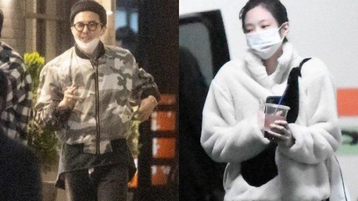 Jennie BLACKPINK Dikabarkan Berpacaran dengan G-Dragon BIGBANG, Ini Buktinya
