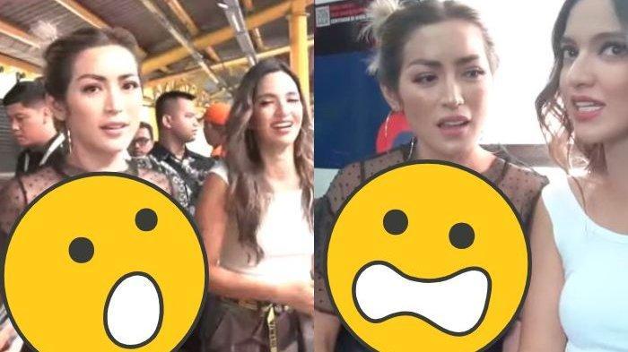 Jessica Iskandar Jadi Perhatian Penumpang saat Naik KRL!