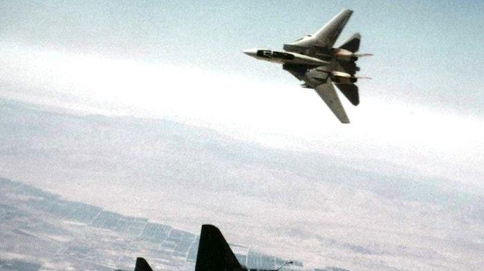 Kisah Ketika Para Pilot Tempur Irak Bertaruh Nyawa Dikeroyok Pilot Tempur Koalisi AS
