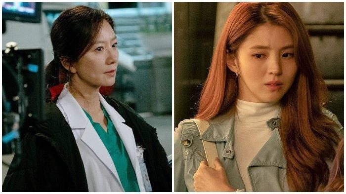 Kim Hee Ae Blak-blakan Sengaja Menjauh dari Han So Hee di Balik Layar The World Of The Married