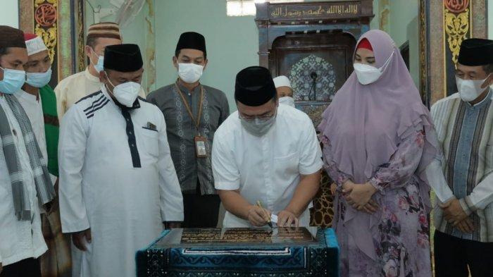 Erzaldi: Peringatan Isra Miraj, Momentum Perbanyak Sedekah