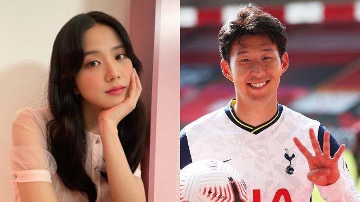 Sosok Son Heung Min, Pesepak Bola Tottenham Hotspur yang Dikabarkan Pacar Jisoo Blackpink