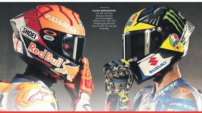 Sejumlah Pembalap Bakal Bersinar, Cek Jadwal MotoGP Spanyol 2021 Akhir Pekan Ini