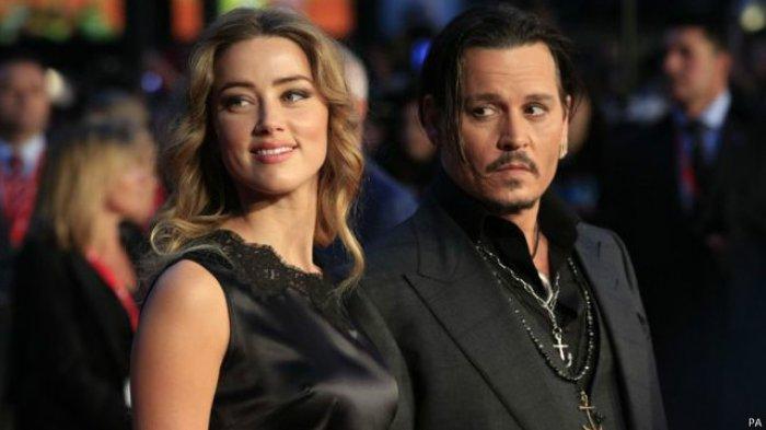 Johnny Depp Mundur dari Fantastic Beasts 3 Buntut Kisruh Perkawinannya dengan Amber Heard