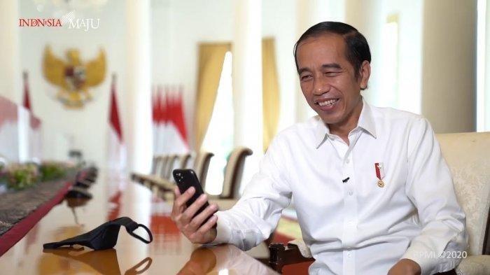 Jokowi Senang UU Cipta Kerja Disahkan, Apresiasi Menteri yang Berani : Ada Ketegasan
