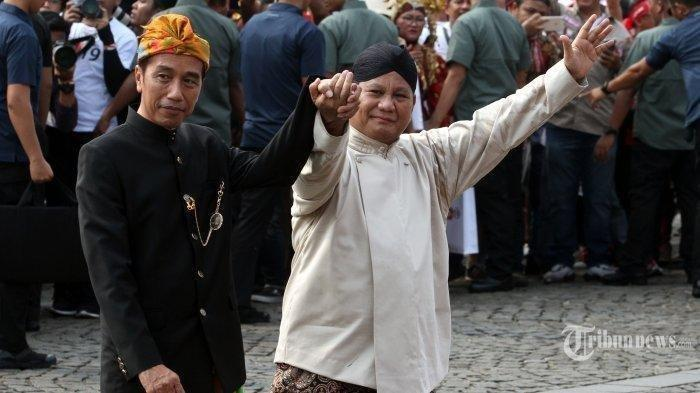 Jawab Isu Tentang Jokowi Tawarkan Jabatan Menteri ke Gerindra, TKN Ungkap Fakta di Dalam Koalisi