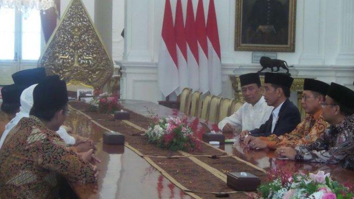Rizieq Titip Salam, Begini Jawaban Jokowi