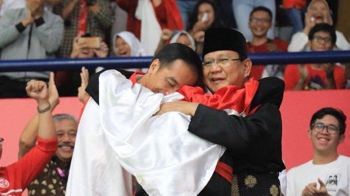 Prabowo Tolak Hasil Pilpres, Jokowi Minta Semua Pihak Serahkan Ke KPU