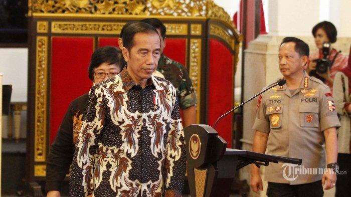 Joko Widodo Bocorkan Banyak Wajah Baru Jadi Menteri Kabinet Kerja Jilid II