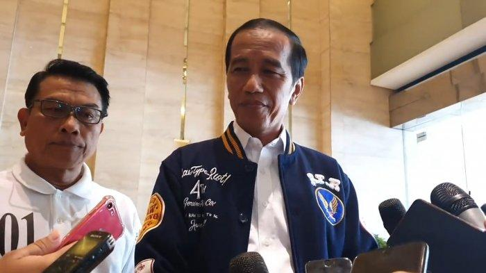 Grace Natalie, Yenny Wahid, AHY hingga Sandiaga Uno Masuk Daftar Calon Menteri Kabinet Jokowi