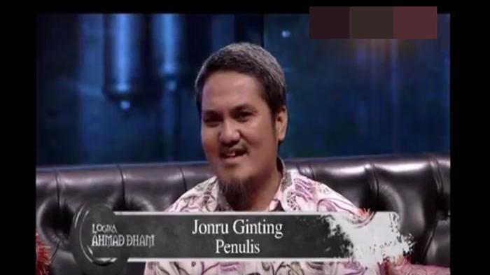 Denny Siregar Blak-blakan Sebut Alasan Mengapa Jonru Benci Jokowi