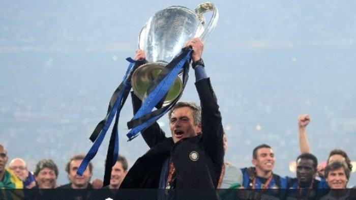 Jose Mourinho Masih Suka Nostalgia Bareng Skuad Treble Winners Inter Milan