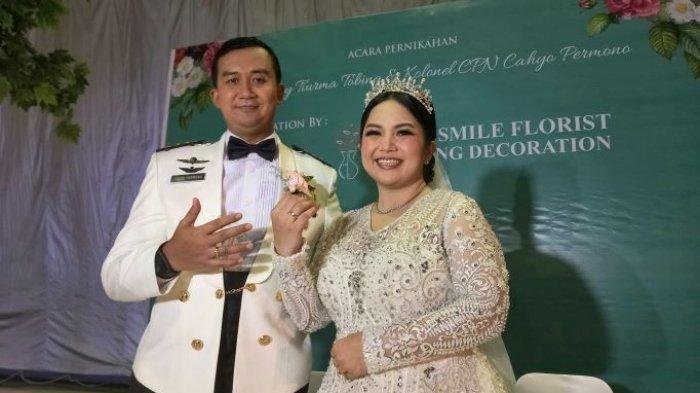 Joy Tobing Resmi Dinikahi Perwira TNI, Bakal Tinggalkan Panggung dan Ikut Suami Dinas ke Semarang?