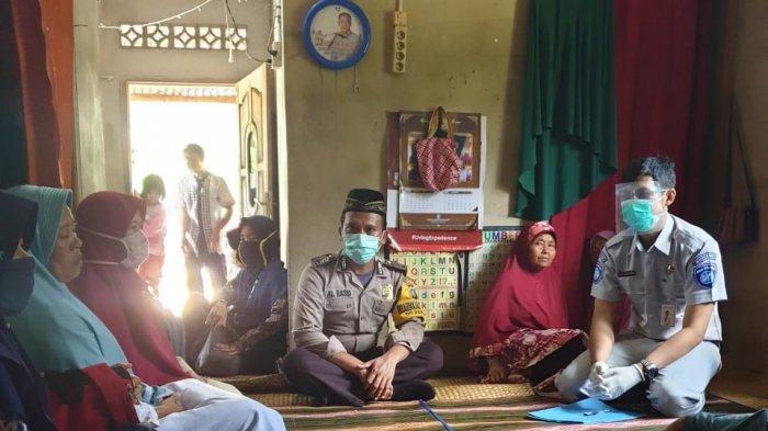 Kurang dari 24 Jam, Jasa Raharja Serahkan Santunan Korban Laka Lantas di Bangka Barat