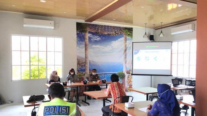 BPJS Kesehatan Pangkalpinang Gandeng PT Jasa Raharja Bangka Belitung Lakukan Sosialisasi