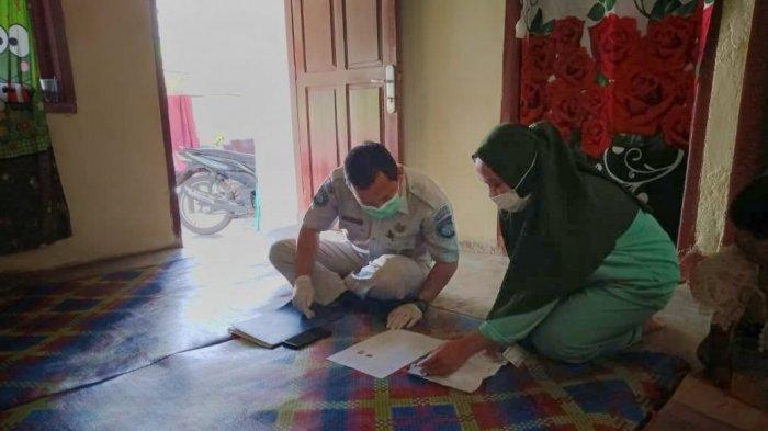 Jasa Raharja Bangka Belitung Serahkan Santunan Kecelakaan Maut di Penyak Bangka Tengah