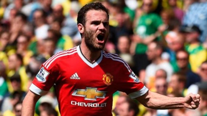 Gol Tunggal Juan Mata Antarkan Manchester United ke Perempat Final