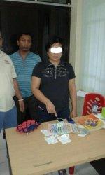 Polisi Sita Buku Mimpi Petunjuk Dewa Rezeki dari Tangan IRT