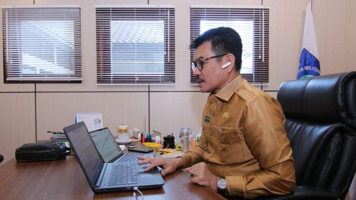 Sekda Provinsi Bangka Belitung Minta CPNS Tanamkan Jiwa Profesional
