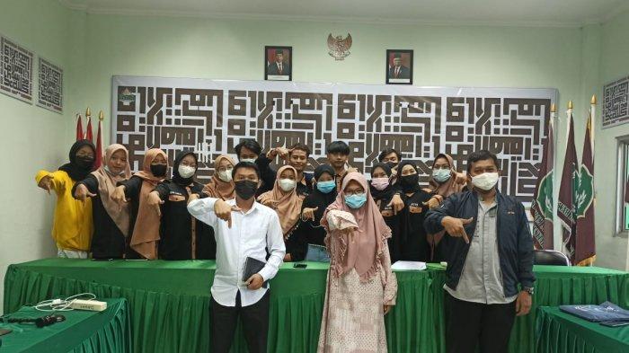 HMJI Fakultas Dakwah dan Komunikasi Islam IAIN SAS Bangka Belitung Gelar Raker  2021