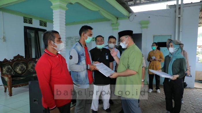 Diskusi Gubernur dan Petani Rias Lahirkan Solusi