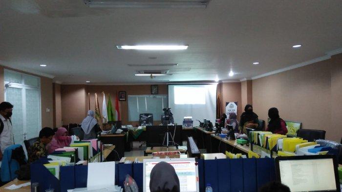 Prodi PAI Pascasarjana IAIN SAS Bangka Belitung Melakukan Persiapan Asesmen Lapangan