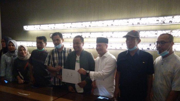 Kubu Algafry Rahman-Herry Erfian Klaim Menang 55,57 persen di Pilkada Bangka Tengah