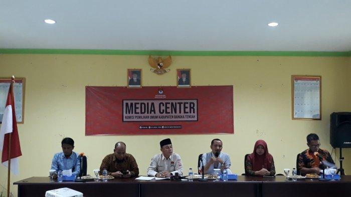 KPU Bangka Tengah Beberkan Syarat Calon Peserta Independent Pilkada 2020