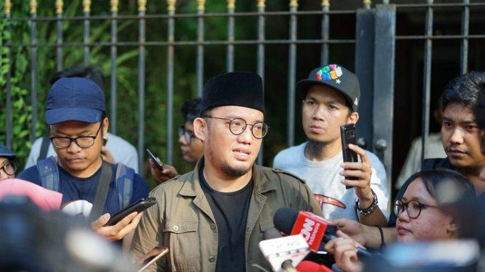 Dahnil Klarifikasi soal Pemulangan Rizieq Shihab sebagai Syarat Rekonsiliasi Jokowi dan Prabowo