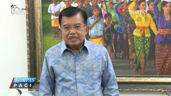 Prabowo Dikabarkan Bertemu Jusuf Kalla, Ada Banyak Tokoh Datang ke Kediaman Wapres