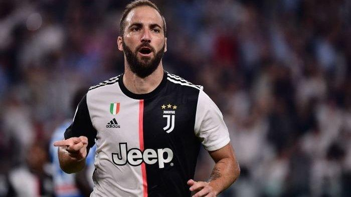 Juventus Lepas Gonzalo Higuain, Nasib Suarez Belum Jelas Padahal Sudah Punya Paspor Italia