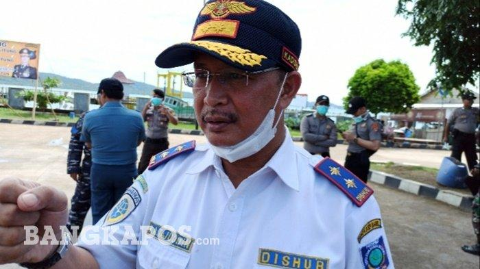 Presiden Jokowi Larang Warga Mudik, Ini Kata Kadishub Bangka Belitung