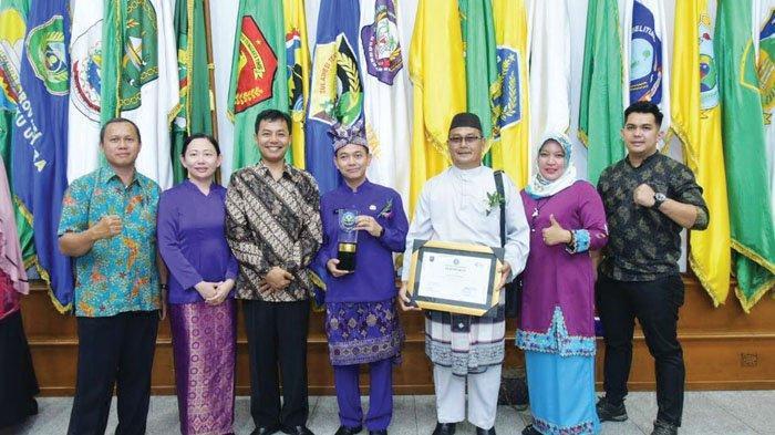 Kabupaten Bangka Raih Penghargaan Swastisaba Wistara