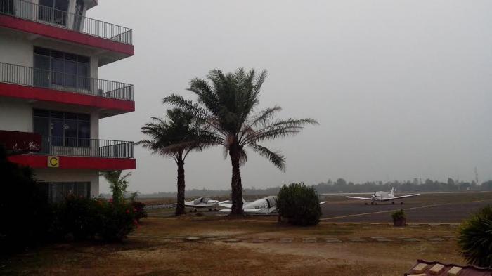 Belum Ada Kebijakan Gubernur Rustam Terkait Kabut Asap Di Babel