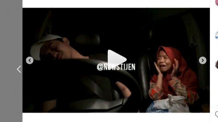 Kelakuan Kakak di Mobil Bikin Adik Perempuannya Menangis Ketakutan, Bacaan Doanya Tak Mempan