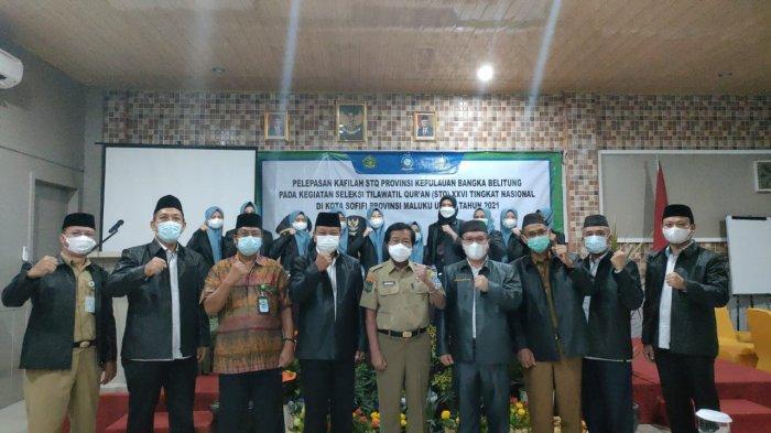 Selamat Berjuang 47 Kafilah STQH Bangka Belitung