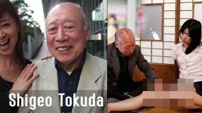 Sempat Syok, Shigeo Tokuda 'Kakek Sugiono' Aktor Film Panas Jepang Beri Pesan Buat Netizen Indonesia